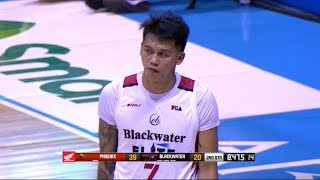 JP Erram ejected from the ball game   PBA Commissioner's Cup 2018