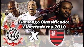 Flamengo elimina Corinthians no Pacaembu e avança às Quartas de Final da Libertadores