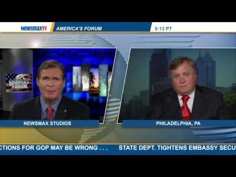 America's Forum   Dick Morris political analyst