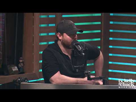"""Chris Young Talks About Being Kane Brown's """"Hero"""""""