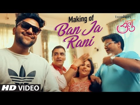 download lagu Making: Ban Ja Rani Song  Tumhari Sulu  gratis