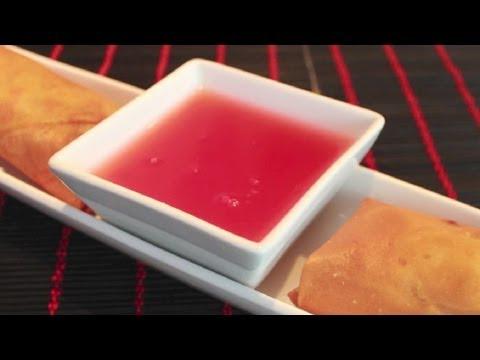 Cómo hacer salsa agridulce casera - Recetas de comida china