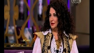 #معكم_منى_الشاذلي | حوار خاص مع الإعلامية رشا الجمال عن والدتها سامية الأتربي