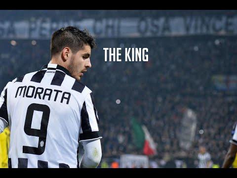 Álvaro Morata - Insane Goals & Actions - Word Player | The King