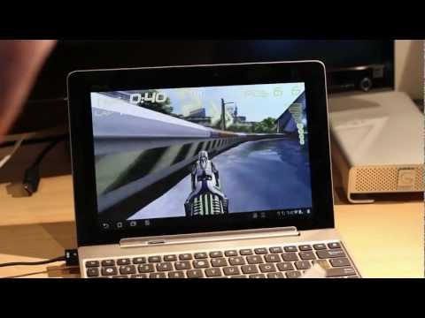 ASUS Transformer Prime - Unboxing & Review