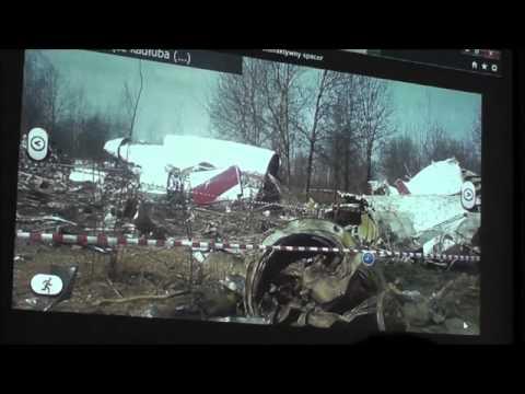 Posiedzenie zespołu parlamentarnego ds katastrofy smoleńskiej - wirtualna prezentacja