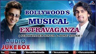 """download lagu """"bollywood's Al Extravaganza""""  Sonu Nigam & Sukhvinder Singh gratis"""