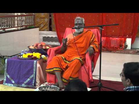 Courtallam Swamiji NJ SaiMandir 101814 02 Pravachanam 02 of 03
