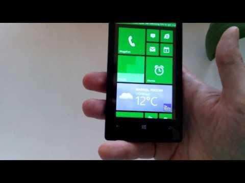 How Hard Reset Nokia 520, Nokia 521