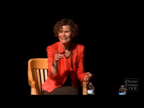 Judy Blume talks 'Tiger Eyes' movie and her career live from Chicago Lit Fest