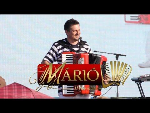 Márió, A Harmonikás - Dalold El Jó Harmonikám (Demecser)