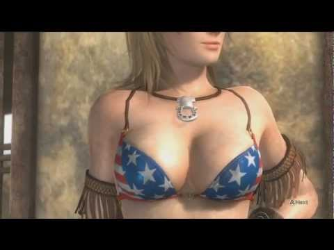 Dead or alive 5 - Tina is super sexy