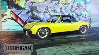 [HOONIGAN] DT 132: Jeff Zwart's 1970 Porsche 914-6