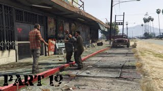 Grand Theft Auto V Let's Play Part 19 The Revenge Of The Aztecas 1080p