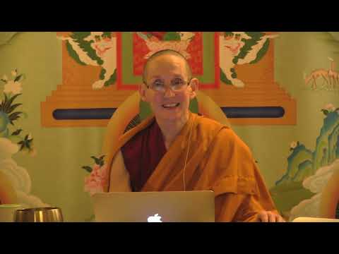 19 The Course in Buddhist Reasoning & Debate: Statements of Quality Review II 12-14-17