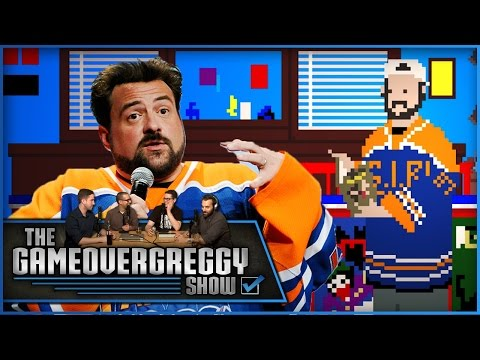 Kevin Smith (Special Guest) - The GameOverGreggy Show (Special Episode)
