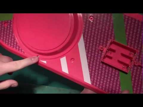 Mattel Hoverboard Teardown & Unboxing Review: Nagle Industries #2