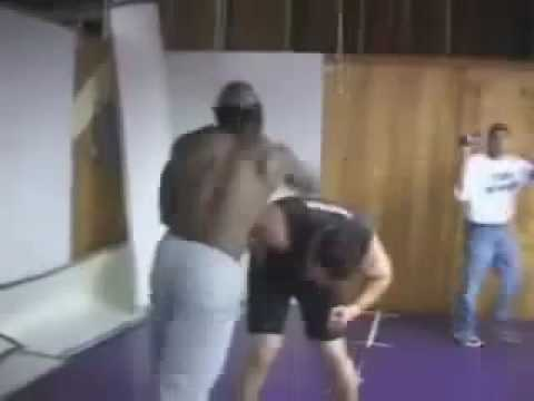 Kimbo Slice pierde VS Sean Gannon