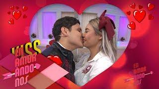 ¡Rorro se besó con Jeni! | Enamorándonos