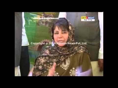 Mehbooba Mufti wins from Anantnag | Thanks to peoples