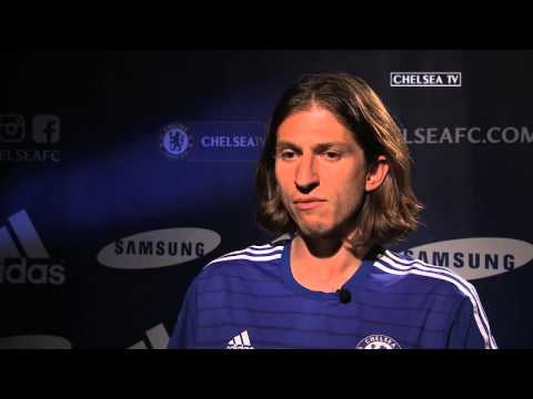 Filipe Luis: Exclusive First Interview