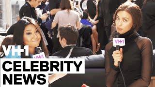 Cristiano Ronaldo's Ex Irina Shayk Reveals What Turns Her On   VH1