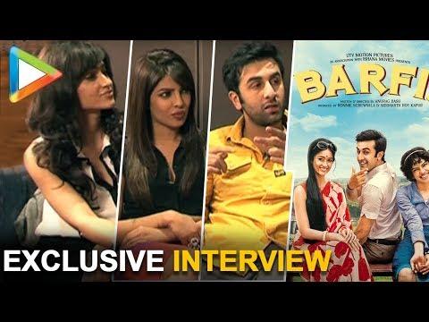 Chalu Barfi! Ranbir & Giggly-Gossipy Priyanka-Ileanas Fun Interview...