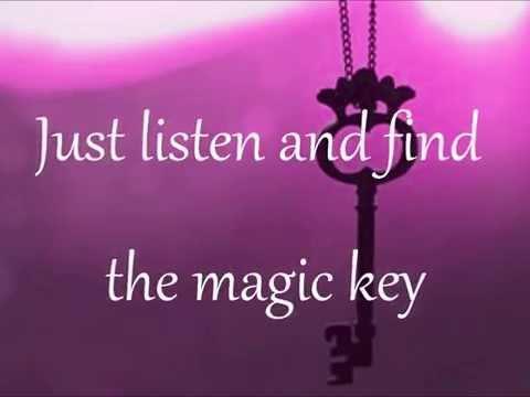 One T - The magic key - Lyrics