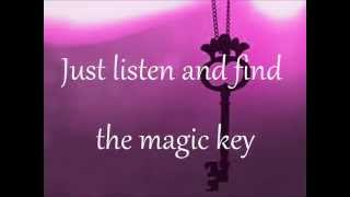 One T - The magic key - Lyrics