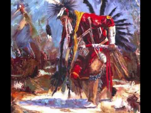 Native American - Music-  (rain Dance) video