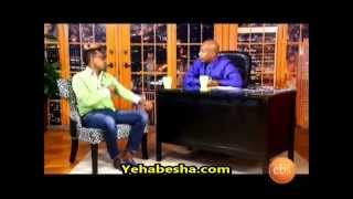 Seifu Fantahun on Ebs - interview with artist Bezuayehu Demissie