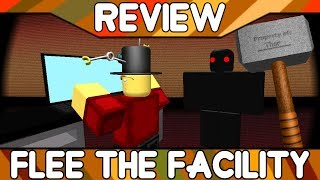 Flee The Facility [ROBLOX Game Review]