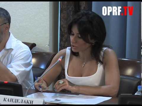 Тина Канделаки: почему профнепригодны выпускники вузов?
