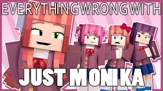 Everything Wrong With Just Monika In 12 Minutes Or Less