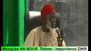 Oustaz Alioune Sall: Importance du Zikr