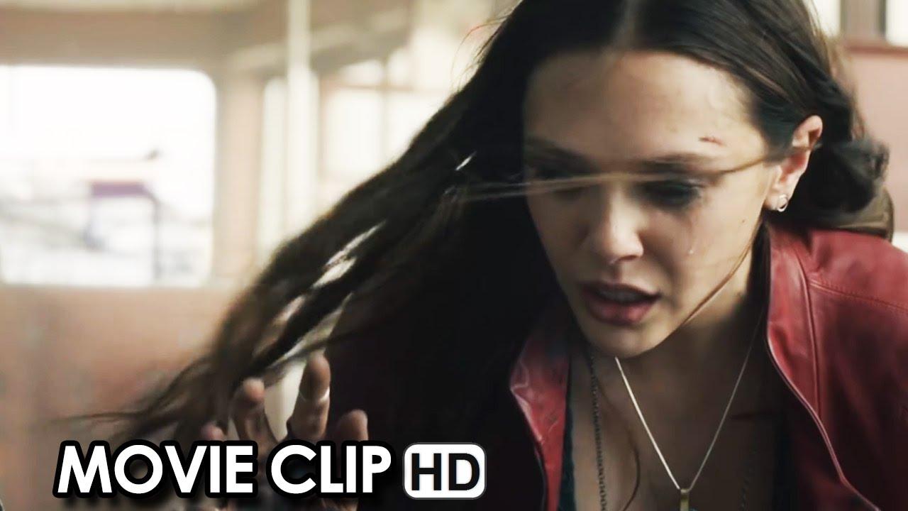 Avengers: Age of Ultron Clip 'Sokovia Falls' (2015) - DVD Blu-Ray Release [HD]
