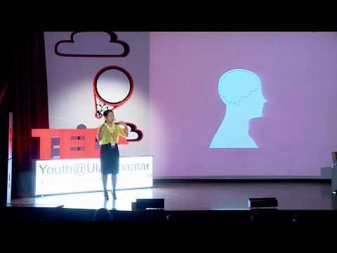 Сэтгэл хөдлөлөө удирдах чадвар (EQ) | Дэлгэрмэнд  Цэрэндамба | TEDxYouth@Ulaanbaatar