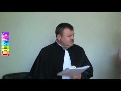 Vorbitorul la Inamicul public a fost achitat