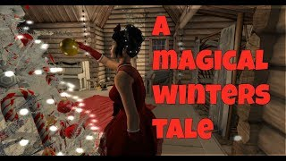 I'm Dreaming of a White Christmas #SecondLifeChallenge – Winter in Second Life