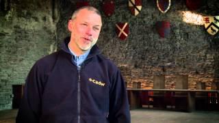 Talking Head: Caerphilly Castle