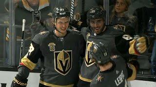 Tuch tucks it in past Tuukka for first NHL goal