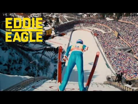 EDDIE THE EAGLE - Official International Trailer #1