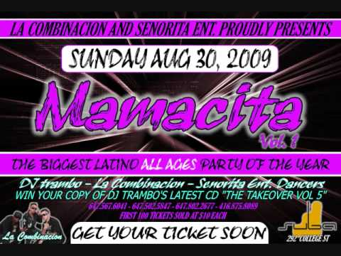 MAMACITA VOL 1 - THE BIGGEST LATINO ALL AGES PARTY OF THE YEAR