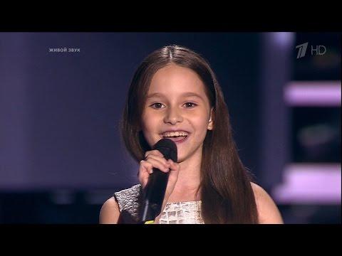 The Voice Kids Russia 2016. Anastasiya (Анастасия Дмитрачкова) — «Padam…Padam…». Голос Дети 3