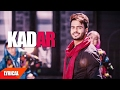 Kadar Lyrical Video Mankirt Aulakh Punjabi Lyrical Song Speed Records mp3