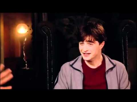 Harry Potter and the Deathly Hallows (Part 1 and Part 2) Bloopers