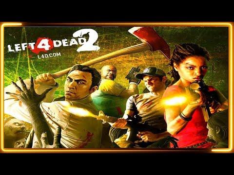 La Gripe Verde│Left 4 Dead