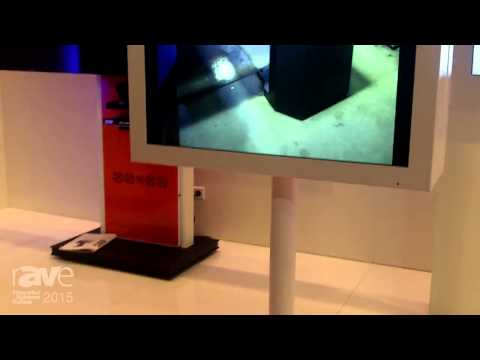 ISE 2015: PeTa GmbH Details Steel Kiosk and Display Stand