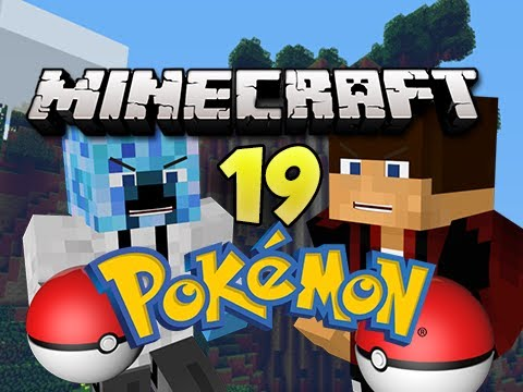 Minecraft Pokemon - Episode 19 - THE FALL!