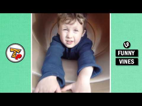 YOU will CRY OF LAUGHING after WATCHING THIS - Ultimate funny KID VINES